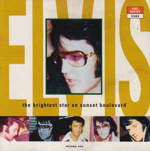 Sunset On Third Vol 4 elvis the brightest on sunset boulevard volume 1 cd at discogs