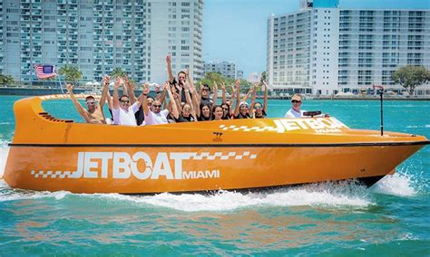 boat ride miami groupon jet boat miami up to 43 off miami fl groupon