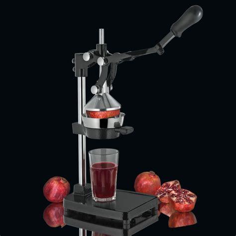 Granatapfel Presse für Granatäpfel und alle