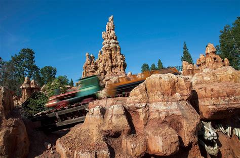 mountain takes 17 scariest rides at disneyland ranked for families
