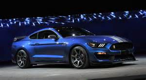 2015 Ford Shelby 2016 Ford Mustang Shelby Gt350r Live Photos 2015 Naias