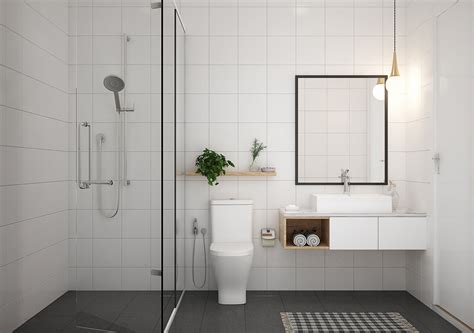 bathroom styles and designs 40 modern minimalist style bathrooms