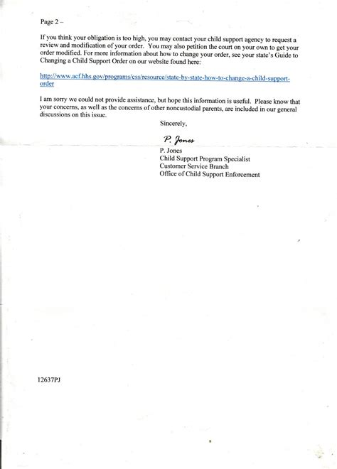 Appeal Letter Child Support the chesapeake juvenile and domestic relations district
