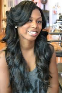sew in hair styles black sew in hairstyles