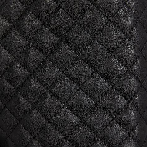 river island black quilted leather  sleeve sweatshirt