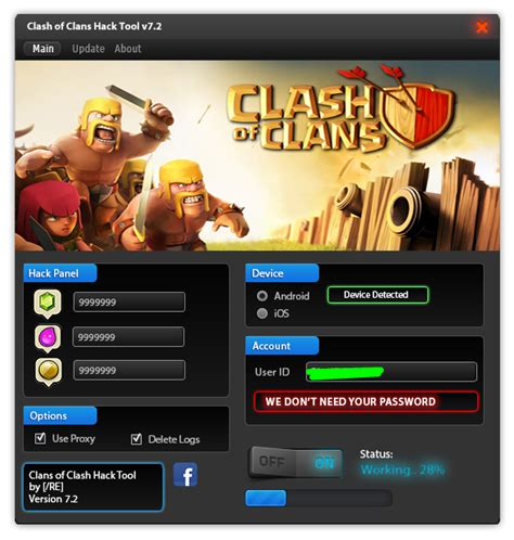 clash of clans hack tool apk no survey clash of clans hack tool no survey no password new 2015 hack no surveys