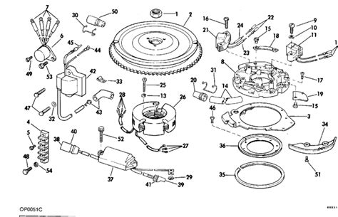 1980 mercury outboard wiring diagram 50 hp 1980 wiring