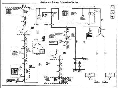2005 pontiac aztek wiring diagrams wiring diagrams
