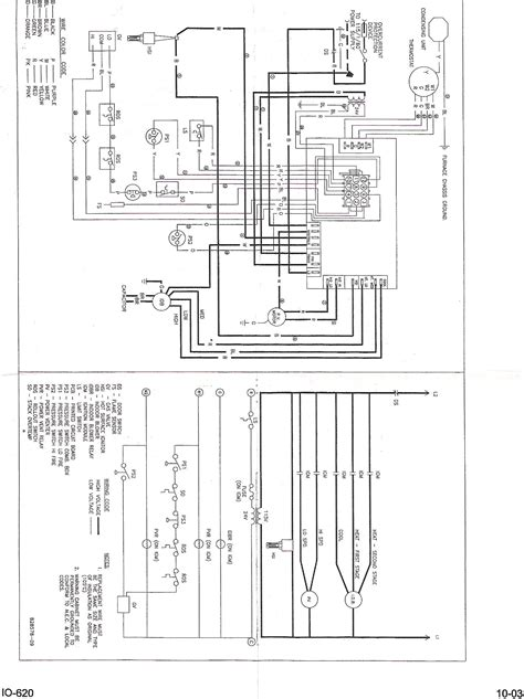 how to put on a ton diagram goodman heat wiring diagram in package remarkable