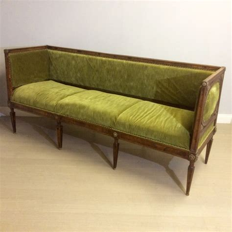empire style sofa french empire style sofa 357648 sellingantiques co uk