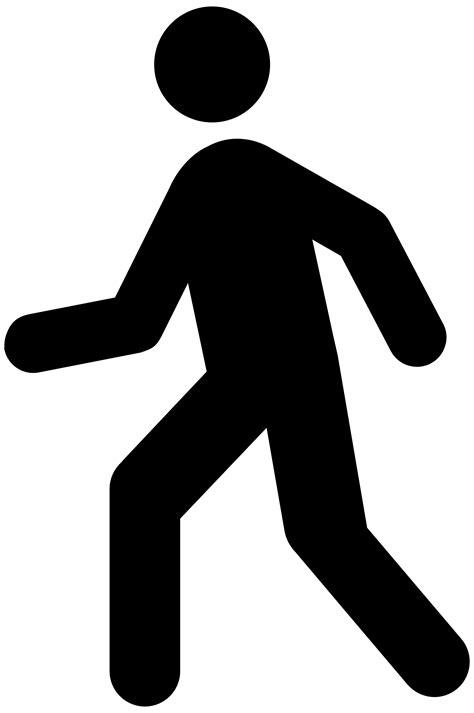clipart images pedestrian walk clipart clipground