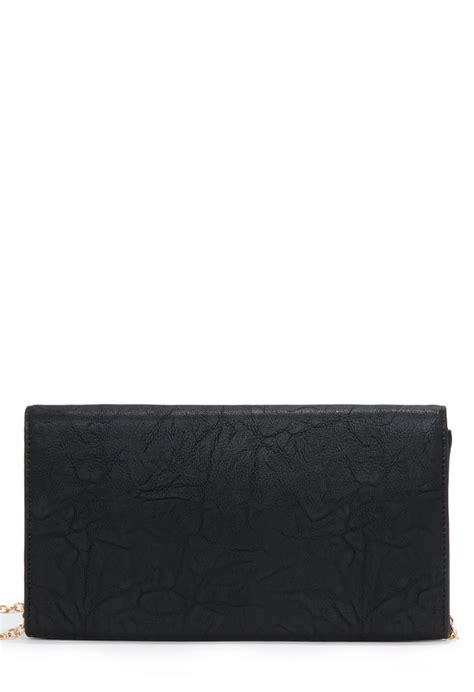 Fabulous Deals Not To Miss Bag Bliss by Miss Behave Bags In Black Get Great Deals At Justfab