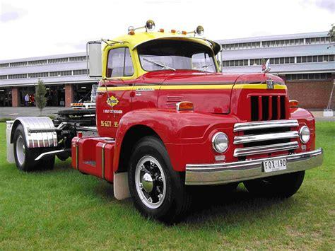 international trucks historic trucks melbourne international truck show 2012