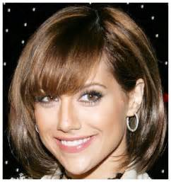 stacked bob haircut with bangs bob hairstyles short stacked with bangs styloss com