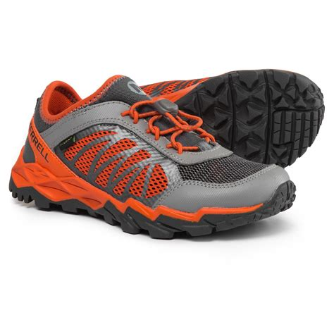 merrell running shoes for merrell hydro run 2 0 running shoes for boys save 40