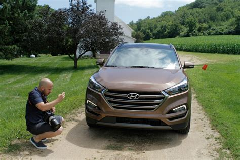 hyundai tucson 2016 brown 2016 hyundai tucson road test and review the other pta