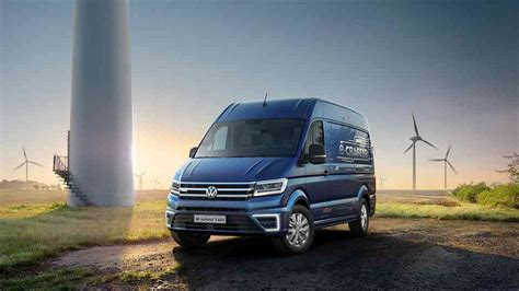 volkswagen commercial actress ya ya ya all electric volkswagen e crafter concept makes world