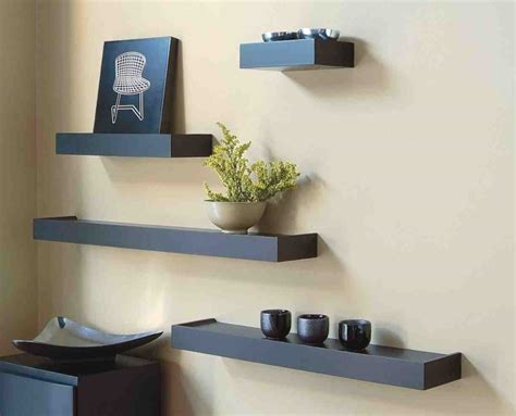 shelves for the living room modern house