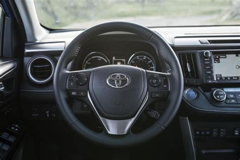 how petrol cars work 1997 toyota rav4 instrument cluster toyota rav4 hybrid unveiled based on 2016 facelift performancedrive