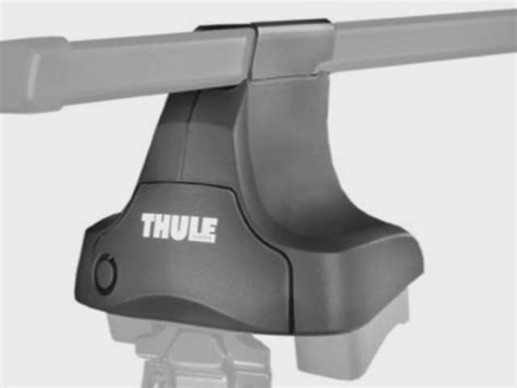 Thule Rack Fit Guide by Thule Roof Rack Fit Kit For Traverse Foot Packs 1522