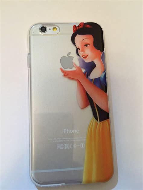 snow white flex iphone 6 6 5s 5c 5 4s 4 phone disney inspired protective silicone