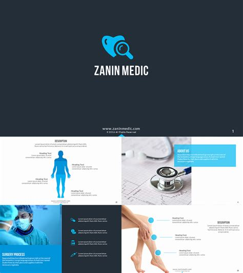 template design for powerpoint presentation 17 powerpoint templates for amazing health