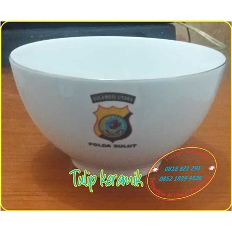 jual mangkok keramik mie soto oleh cv alimar sejahtera