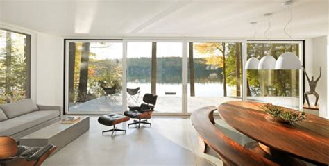 encore home design studio two part cantilevered lake house encore modern house
