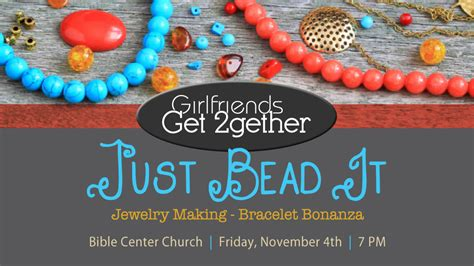 just bead it just bead it s event