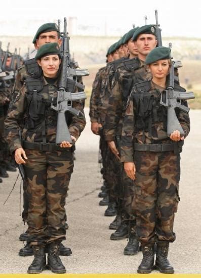 turkish spec ops image females  uniform lovers group