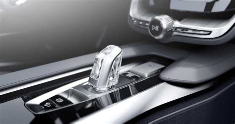 crystal shifter system  volvo concept coupe kongsbergautomotiveweb