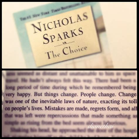 the choice books nicholas sparks the choice books nicholas