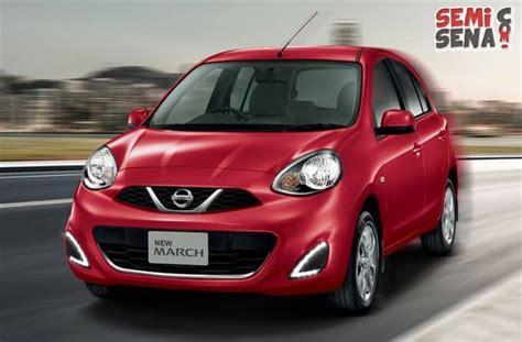 Jual Tv Mobil Nissan March harga nissan march 2017 review spesifikasi gambar semisena