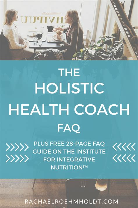 Become A Health Coach Holistic Mba by Become A Health Coach Rachael Roehmholdt