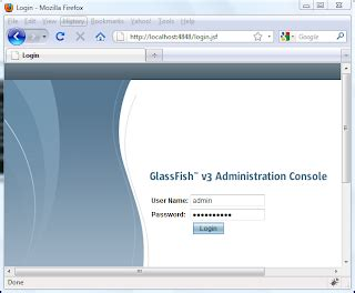 glassfish admin console inspired by actual events jax rs with jersey an introduction