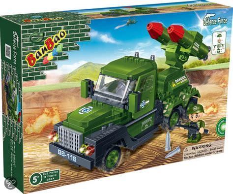 Raket Hq bol banbao leger hq raket werper 8844 speelgoed