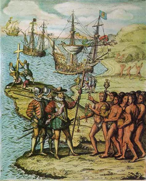 the new spaniards discovery and exploration