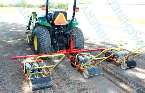 Jang Planter by Details Of Push Vegetable Planter Multi Row Seeder
