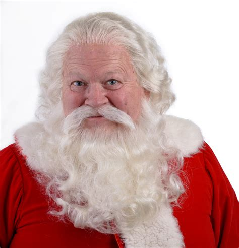 libro father christmass fake beard santa wig and beard realistic lace front wig