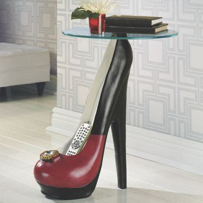 high heel shoes glass table high heel sandals