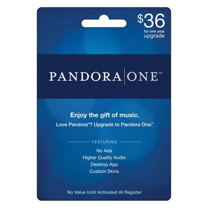 Pandora Canada Gift Card - target expect more pay less
