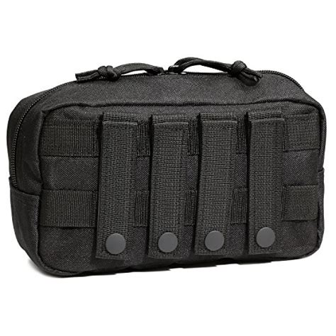 Compact Multi Purpose Pouch orca tactical molle compact horizontal edc multi purpose admin utility pouch bag edc packs