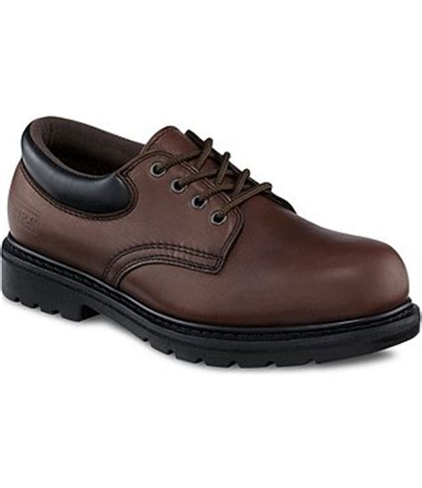Sepatu Boots Safety Crocodile Cordura Steel Toe 1 wing safety shoes slip on brown eh st 6647 images frompo
