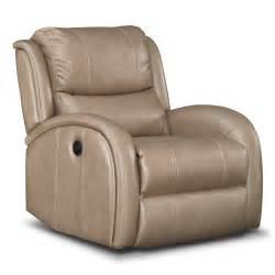 american signature furniture corsica leather power recliner