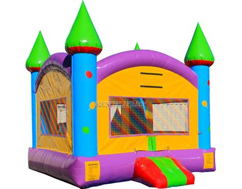 blow up bounce house bouncerland inflatable bounce house 1079
