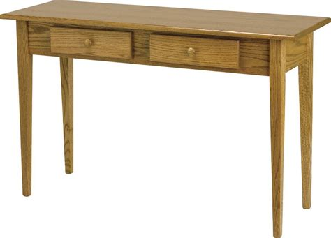 sofa table with drawers dodson sofa table with drawers countryside amish furniture