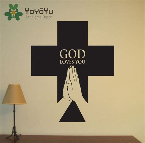 christian wall stickers popular jesus wall decals buy cheap jesus wall decals lots
