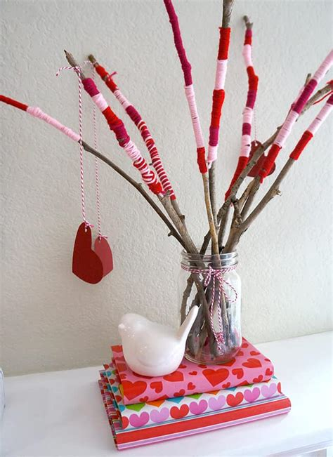 s day craft centerpiece tutorial popsicle