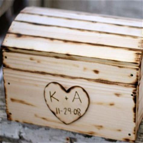 wooden wedding card box ideas wooden wedding chest card box 500