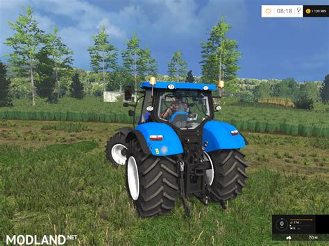 Modern Ls by New T7 170 V 1 0 Beta Mod For Farming Simulator 2015 15 Fs Ls 2015 Mod